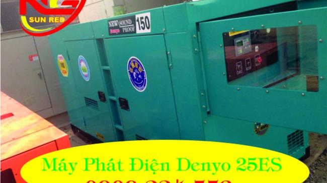 Máy phát điện cũ giá rẻ, chất lượng tốt tại TP. HCM
